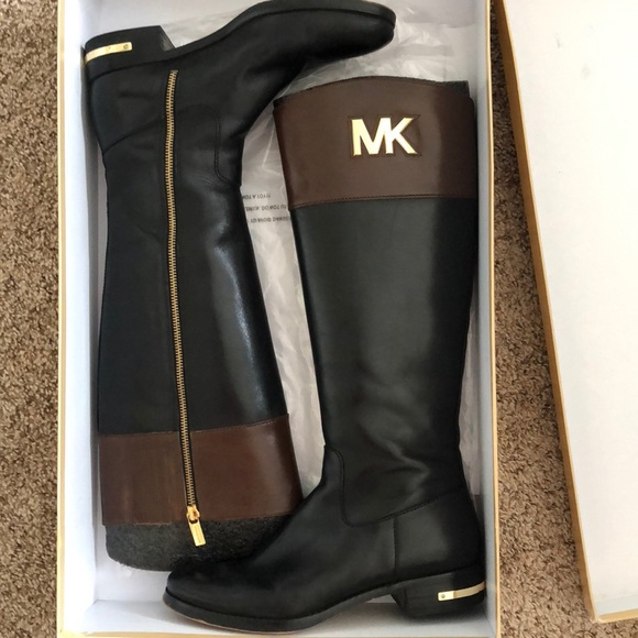 596624be1ac5 Michael Kors riding boots. M 5b04721900450f959b93adec